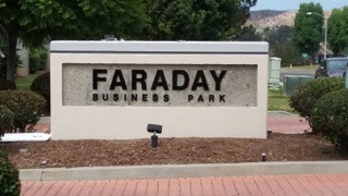 Business and Industrial Park Monument Signs