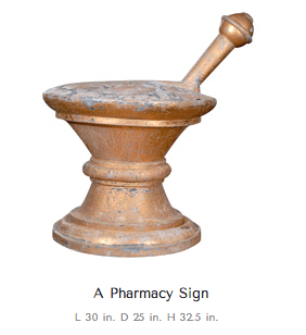 symbol for a Pharmacy