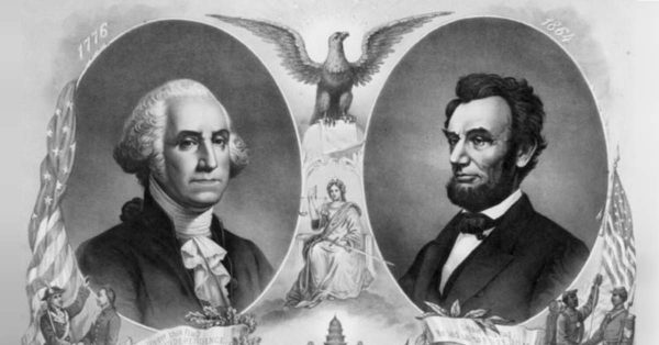 Presidents Day for our 2 most respected presidents