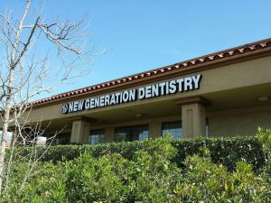 New Generation Dentistry had special parking lot and road viewablity issues