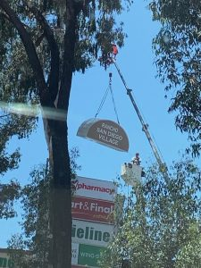 Installation, Monument Signs